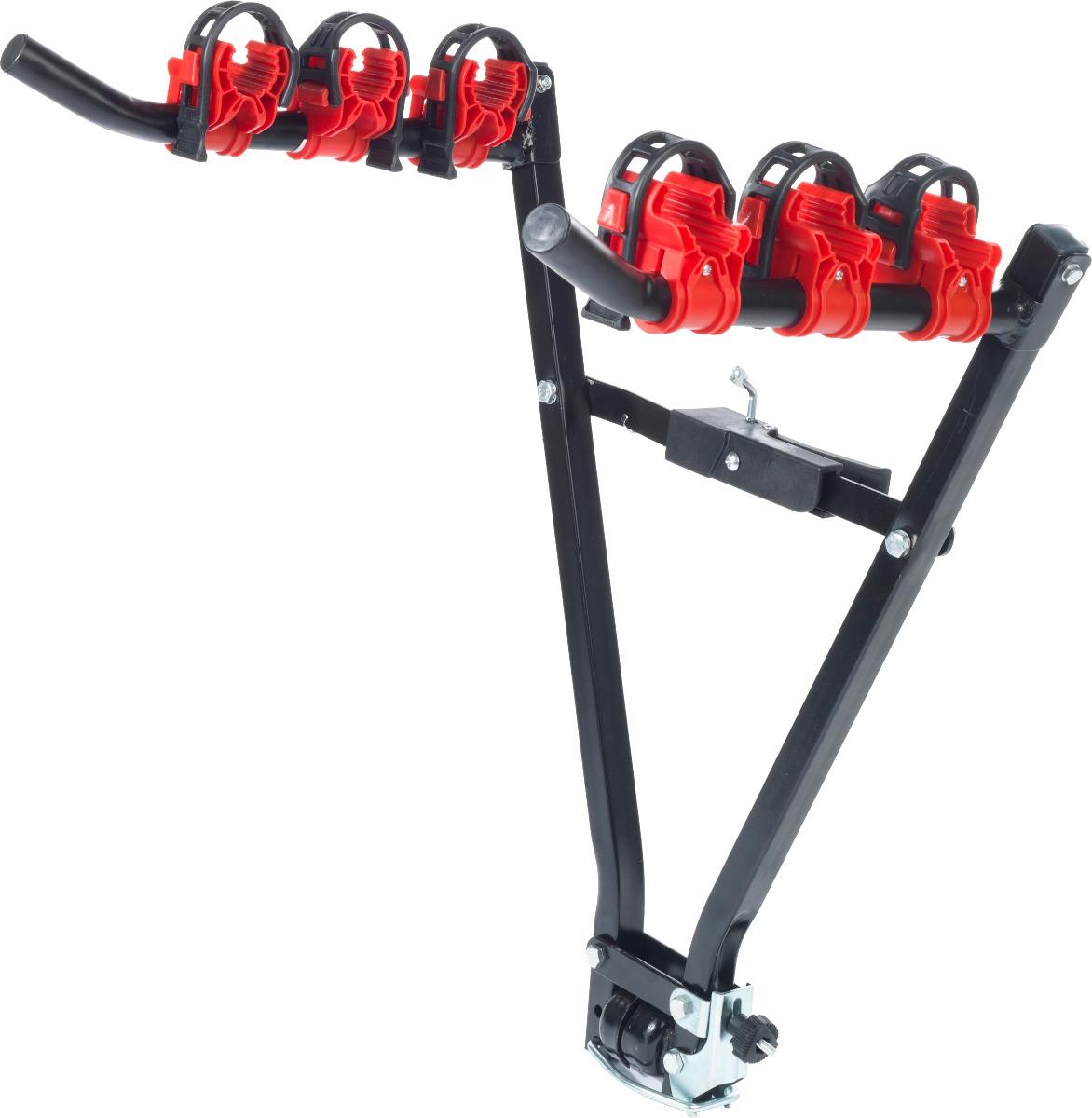 cykelhållare tre cyklar