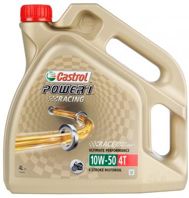 Castrol Power 1 10W-50 Racing 4T 4L