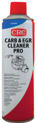CRC Carb & EGR cleaner PRO - 500 ml