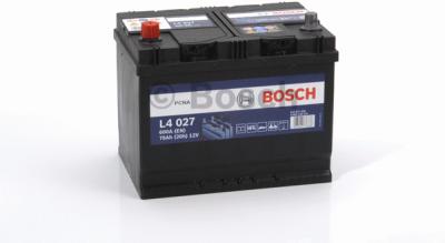 Bosch L4 027 75 Ah