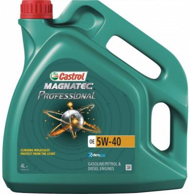 Castrol 5W-40 Magnatec Professional - 4 l