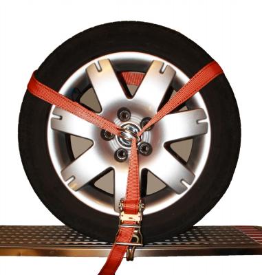 Spännband Hjulsurrning 1250 kg 2 m
