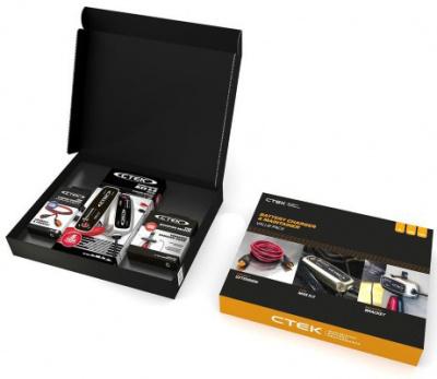 CTEK MXS 5.0 - Value Pack - laddpaket