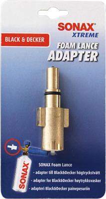Adapter till Sonax-skummmunstycke - Black & Decker