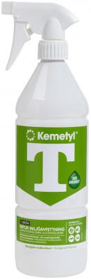 Kemetyl T-grön natur miljöavfettning