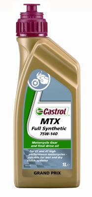 Castrol MTX 75W-140 Full Synthetic 1L