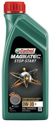 Castrol Magnatec D 0W-30 Stop-Start 1L