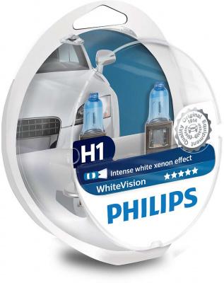 Philips WhiteVision H1 Glödlampa - 55W, 12 V
