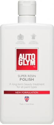 Lackrengöring Autoglym Super Resin Polish