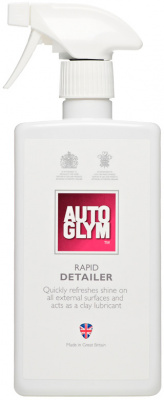 Rengörande Snabbvax Autoglym Rapid Detailer 500 ml