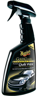 Rengörande snabbvax - Gold Class Premium Quik Wax Spray 473 ml