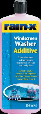Rain-X vannavstøtende Spylevæskefortynning 500 ml - Washer Additive