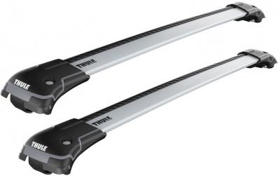 Thule WingBar kant 9584 S/M Aluminium 2-pakning Rails