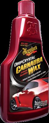 Flytande bilvax - Deep Crystal Carnuba Wax 473 ml