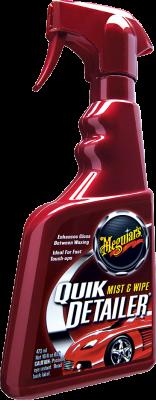 Rengörande snabbvax detailer - Quik Detailer Spray 473 ml