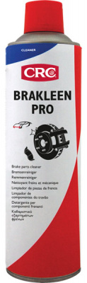 CRC Rengöringsmedel för bromsdelar PRO - 500 ml