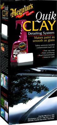 Rengöringslera starter kit - Quik Clay Detailing System