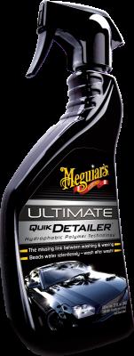 Rengörande snabbvax - Ultimate Quik Detailer 650 ml
