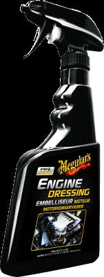 Motorglansspray - Engine Dressing Spray 450 ml