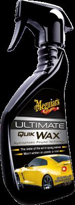 Snabbvax - Ultimate Quik Wax Spray 450 ml