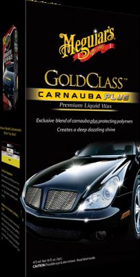 Flytande vax - Gold Class Carnauba Plus 473 ml
