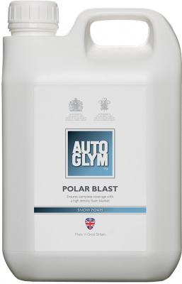 Förtvättsmedel Autoglym Polar Blast 2.5 l