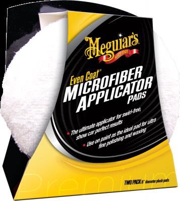 Mikrofibersvamp - Even Coat Applicator Pads