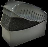 Appliceringssvamp - Tyre Dressing Applicator Pad