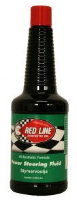 Styrservoolja Power steering 355 ml Red Line