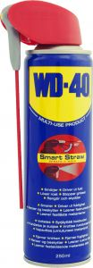 Universalspray WD-40 Smart Straw 250 ml