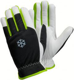 Handske läder varmfodrad storlek 8 Tegera