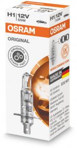 Osram Original H1 Glödlampa - 55W, 12 V
