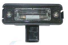 Lyktglas - Nummerskyltbelysning