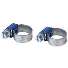 Slangklämma 15-24 mm 2-p