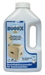 Sanitetsvätska Duoex 1 lit