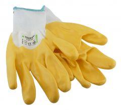 Handske allround polyester storlek 10 Tegera