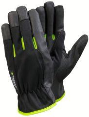 Handske syntetläder ofodrad storlek 10 Tegera