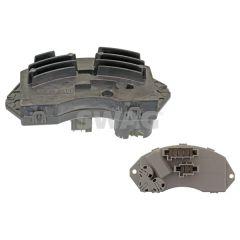 Kontrollenhet,uppvärmning / ventialtion