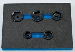 Oljefilter Hylsor 24-38mm