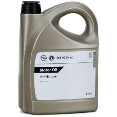 GM Opel Originalolja 5W-30 5L