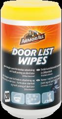 Armor All Door list wipes