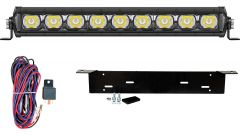 LED-barpaket Eneye 120W Single Row 10800 lumen