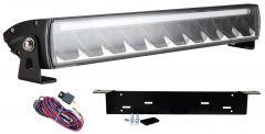 LED-barpaket Strands Nuuk XL 100W med positionsljus