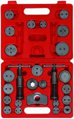 Bromskolvsverktyg. Set 27 Delar