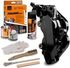 Bromsok lackering kit - Midnattssvart - 3 komponenter