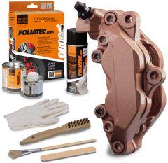 Bromsok lackering kit - vintage-koppar, metall - 3 komponenter