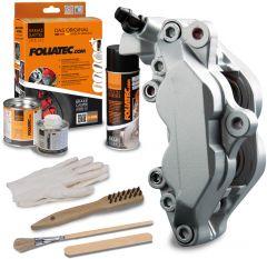 Bromsok lackering kit - Stratossilver, metallic - 3 komponenter