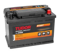 Tudor Startbatteri TN750