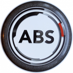 ABS Frisbee