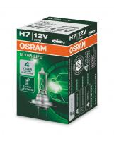Osram Ultra Life H7 Glödlampa - 55W, 12 V